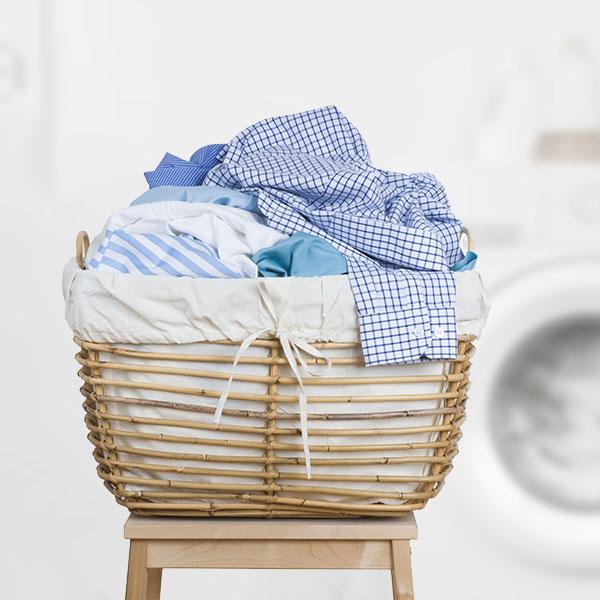 entretien linge à domicile, repassage, laundry at home, ironing